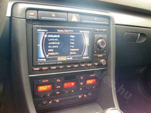 Audi A4 8e Navig 225 Ci 243 Tempomatszerel 233 S Hu Audi